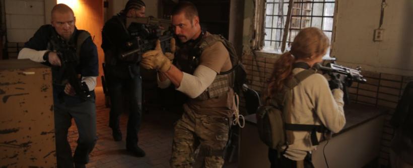 SABOTAGE - Official Movie Trailer #2