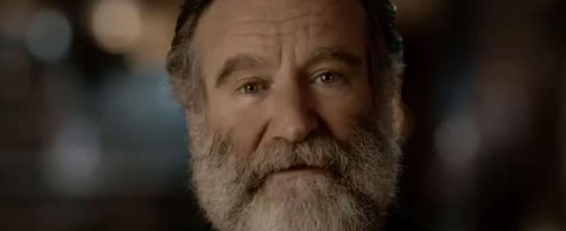 Robin Williams - Comercial de Zelda