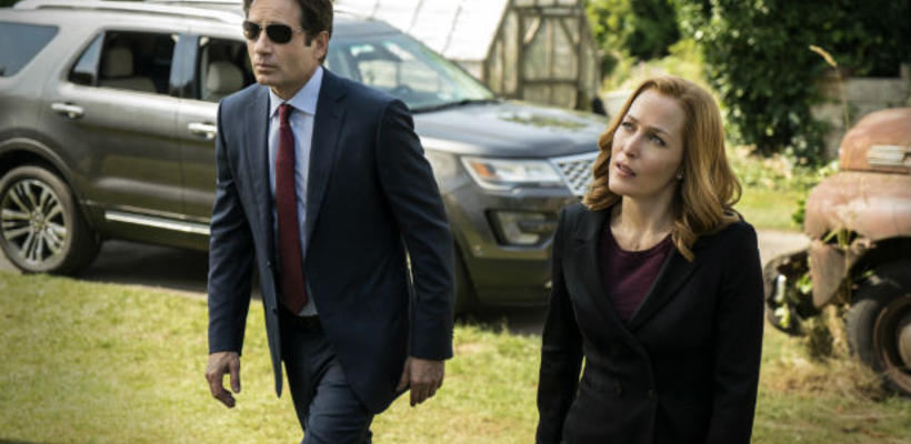 Nueva temporada de los X-Files rompe récords de audiencia