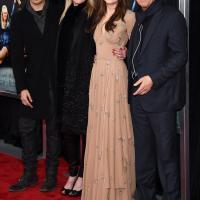 Dakota Johnson, Don Johnson y Melanie Griffith