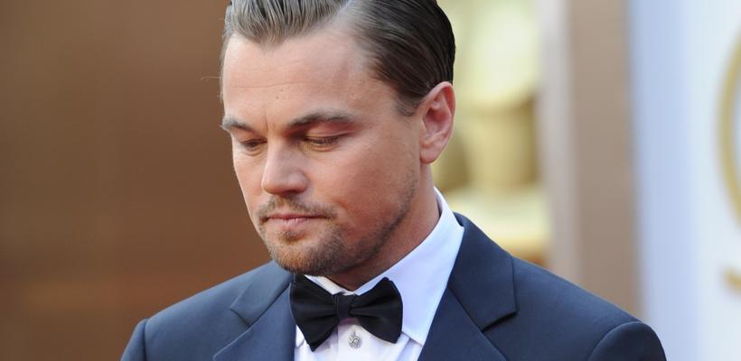 DiCaprio trabaja en un nuevo proyecto con Paramount