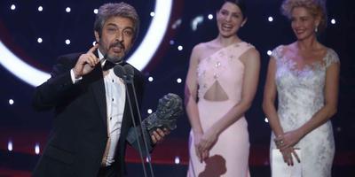 Ganadores del Premio Goya 2016