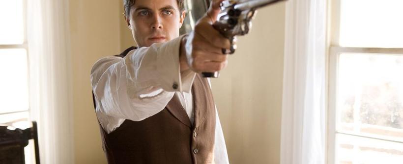El Asesinato de Jesse James por el Cobarde Robert Ford Trailer