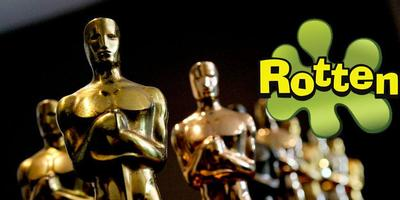 Tomatometer: 10 Películas nominadas al Óscar que en verdad son malas