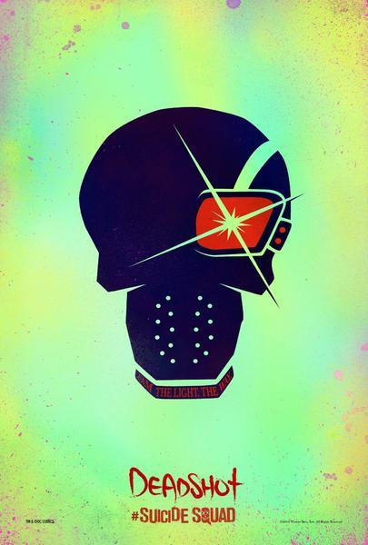 Escuadrón Suicida - Deadshot