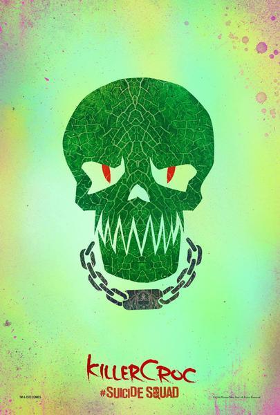Escuadrón Suicida - Killer Croc