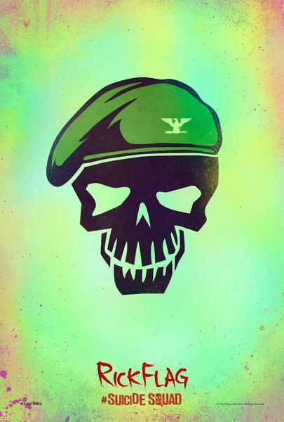 Escuadrón Suicida - Rick Flag