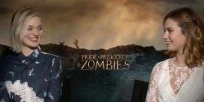 ENTREVISTA: Orgullo Prejuicio y Zombies