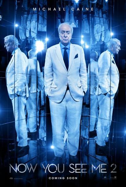 Michael Caine en Los Ilusionistas 2