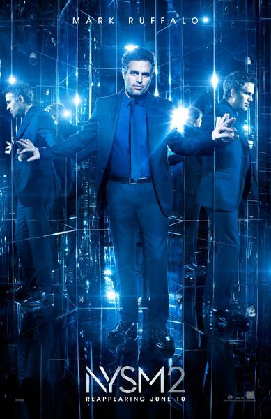Mark Ruffalo en Los Ilusionistas 2