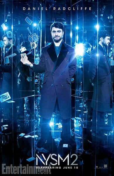 Daniel Radcliffe en Los Ilusionistas 2