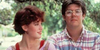 John Hughes y Molly Ringwald: Una pareja perfecta