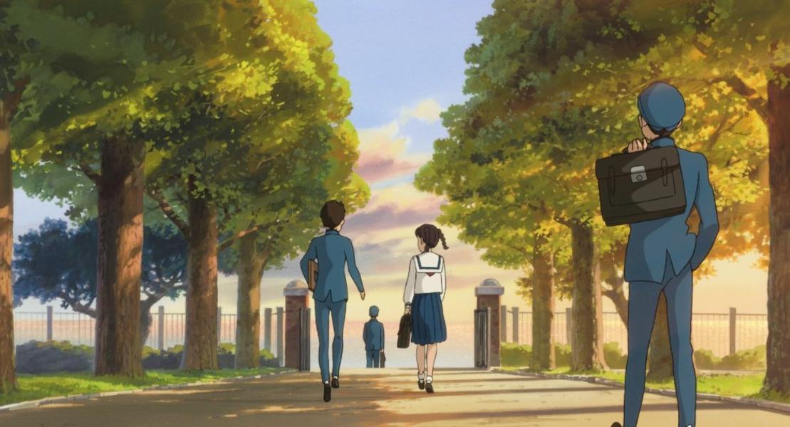 Studio Ghibli, Nippon Television Network (NTV), Dentsu