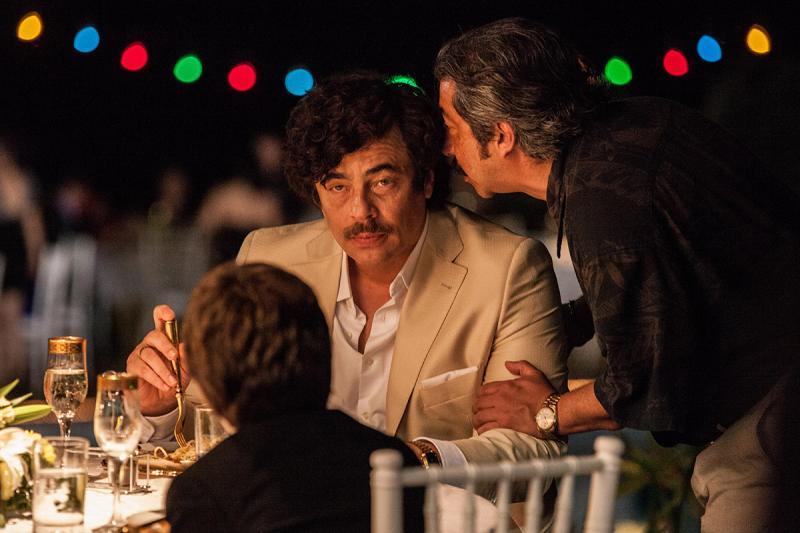 Interpretó a uno de los más importantes capos de la historia Pablo Escobar
