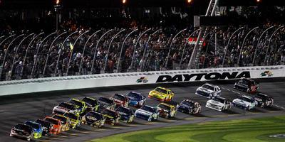 Las 500 millas de Daytona tendrán a Gerard Butler