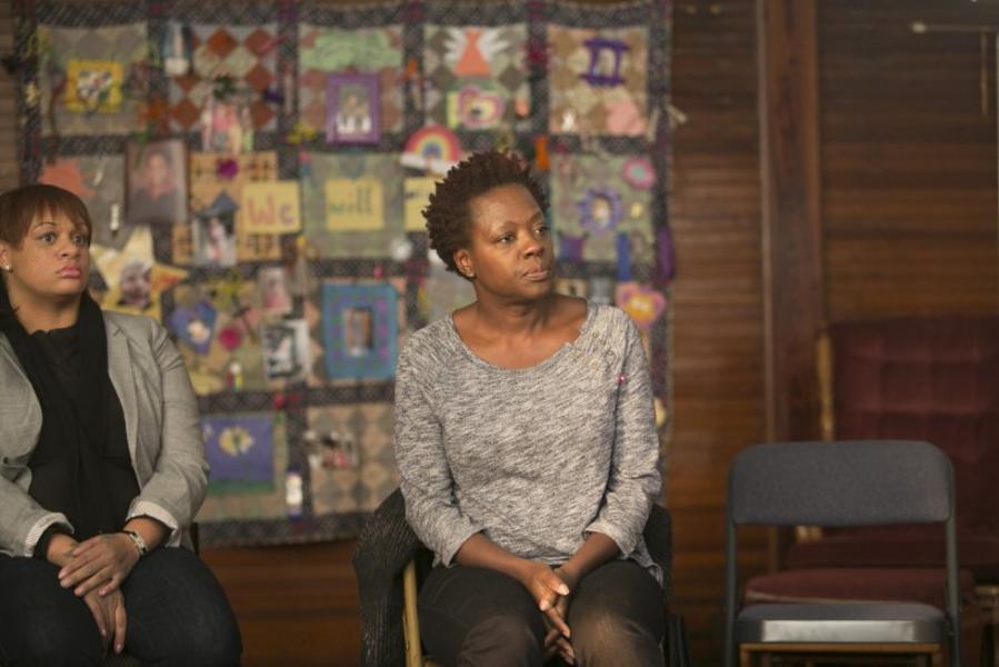 Viola Davis en Lila & Eve (2015)