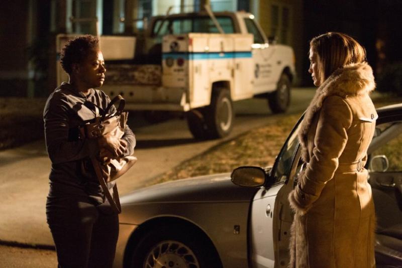 Viola Davis y Jennifer Lopez en Lila & Eve (2015)