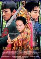 La Casa de las Dagas Voladoras