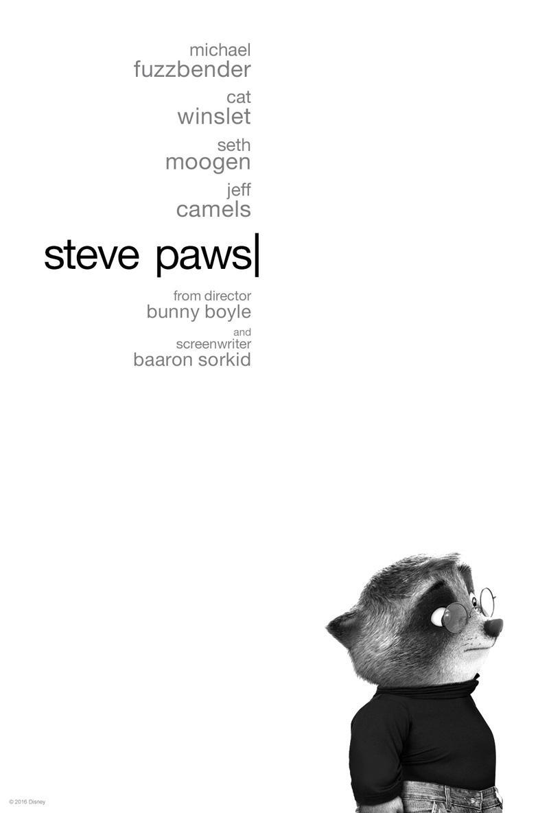 Steve Paws