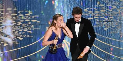 Brie Larson y las otras ganadoras del Óscar 2016