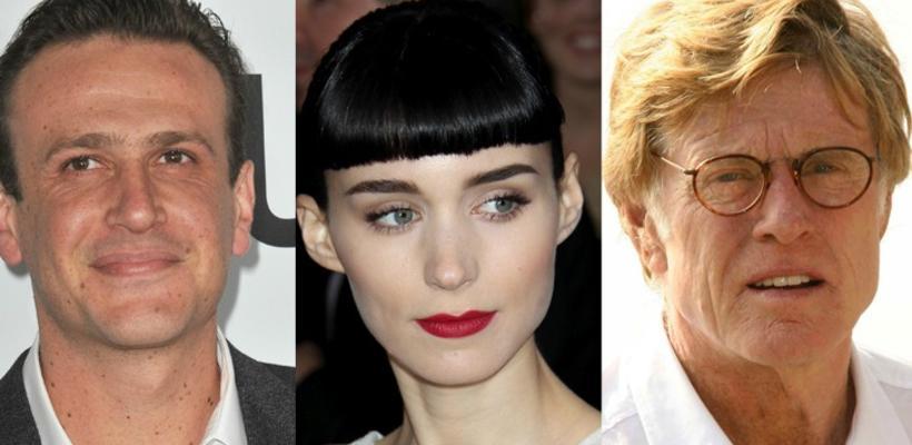 Jason Segel, Rooney Mara y Robert Redford en un filme de ciencia ficción