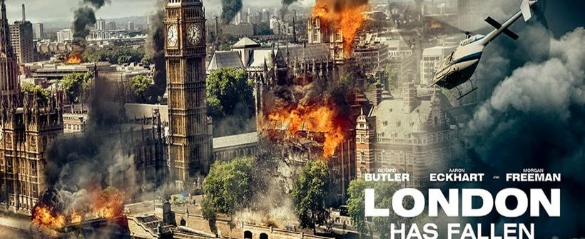 Londres Bajo Fuego Trailer