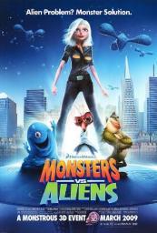 Monstruos vs. Aliens
