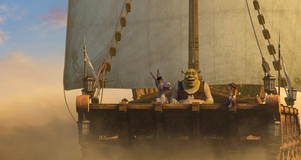 Shrek Tercero Trailer doblado al español