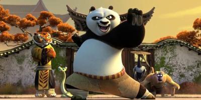 Kung Fu Panda y otras películas animadas con buenas terceras partes