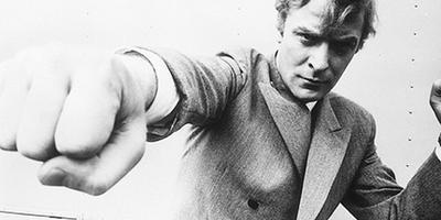 Michael Caine: El dandy británico y primer Alfie