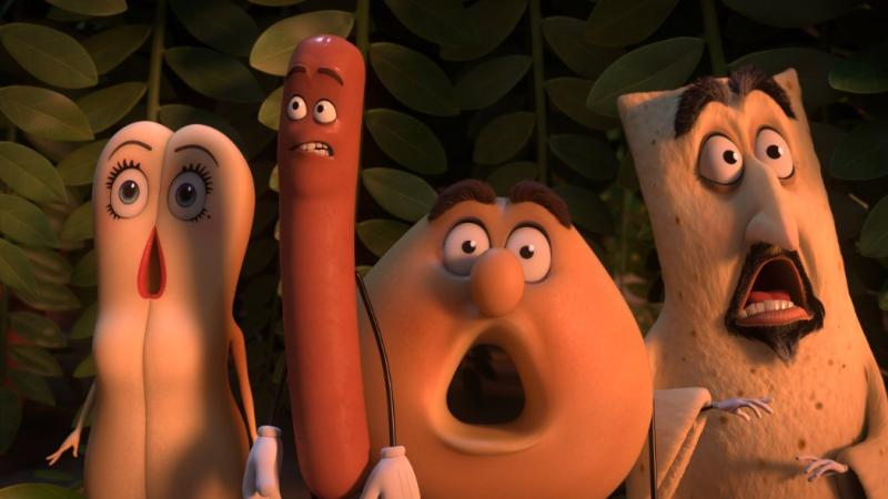 Sausage Party (2016)