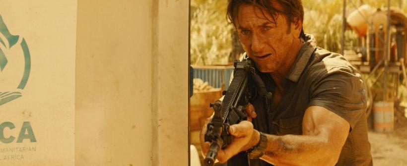 The Gunman - Trailer #2