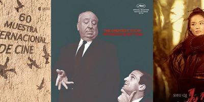 Hitchcock en la 60 Muestra Internacional de Cine de la Cineteca Nacional