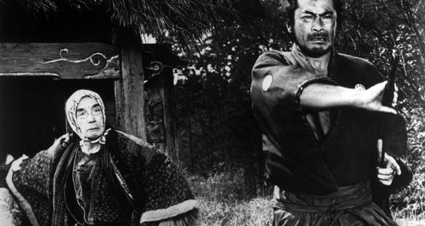 Yojimbo-Trailer con subtítulos en Inglés