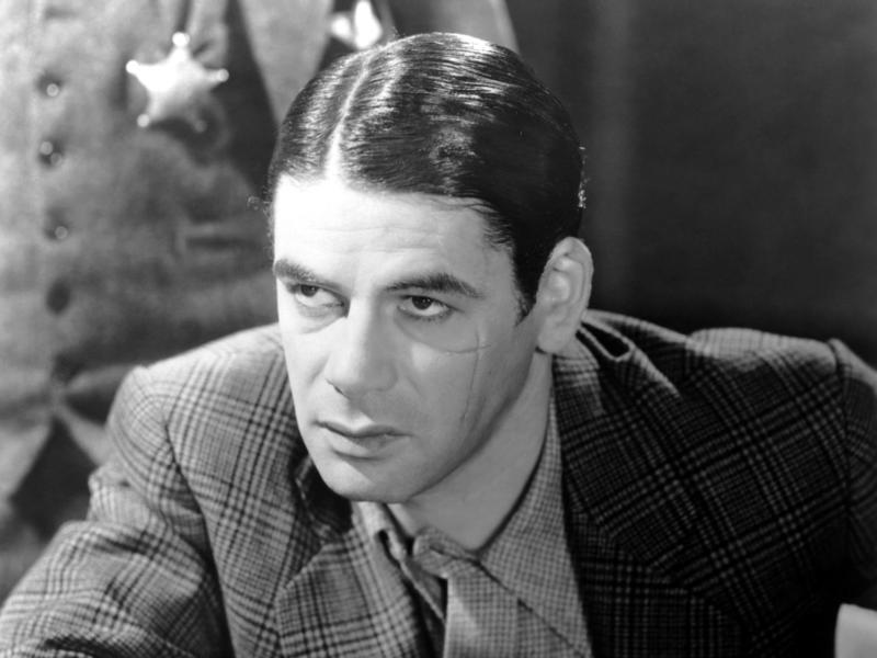 Paul Muni en Cara Cortada (1932)