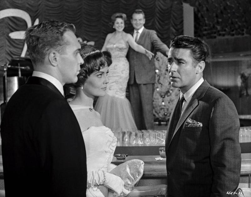 Peter Lawford en 11 a la Media Noche (1960)