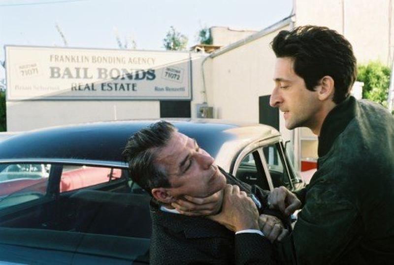 Adrien Brody en Hollywoodland (2006)