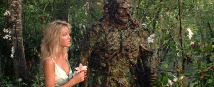 The Return of Swamp Thing Trailer