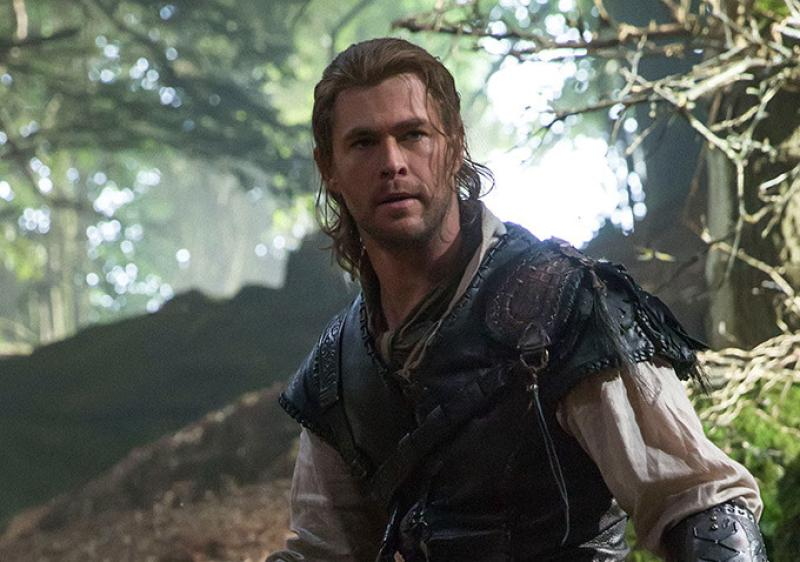 Chris Hemsworth es Eric