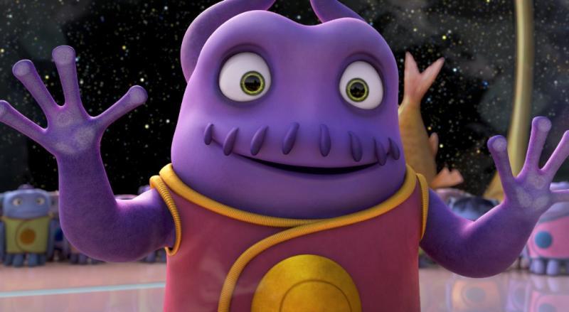 © 2014 - DreamWorks Animation