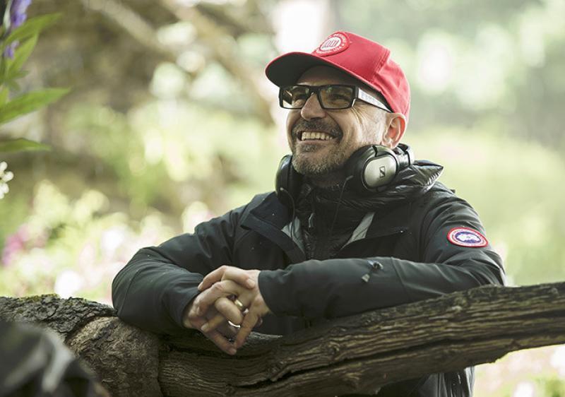 Cedric Nicolas-Troyan es el director de El Cazador y La Reina Del Hielo