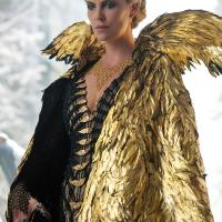 La malvada reina Ravenna