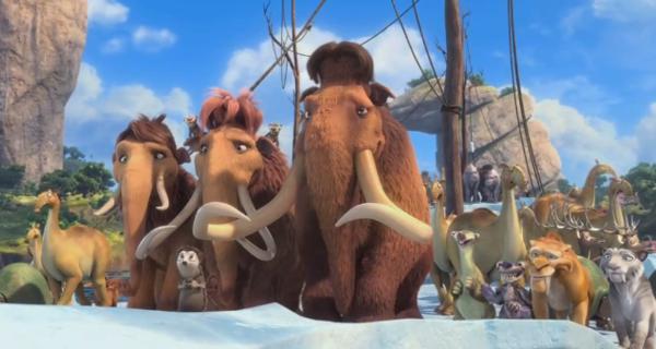 La Era de Hielo 4 - Trailer en español
