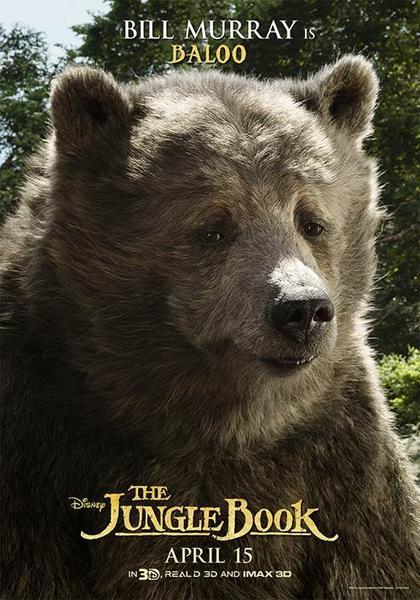 El Libro de la Selva #2 Estreno: 15 de abril