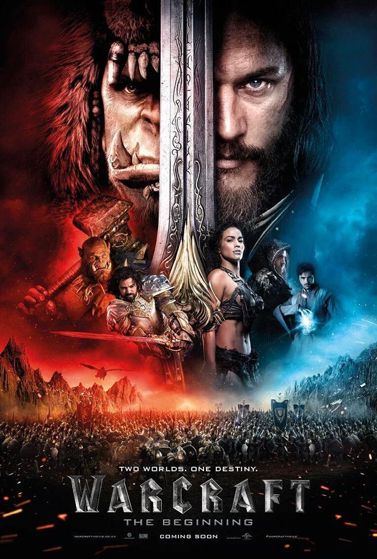Warcraft: El Primer Encuentro de Dos Mundos - Estreno: 9 de junio