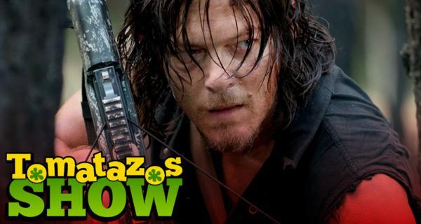 Tomatazos Show - Oscar Uriel, el Tomatogate y los spoilers de Walking Dead
