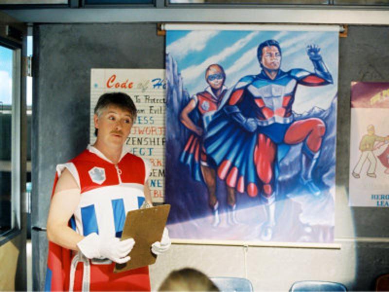Super escuela de heroes(2005)