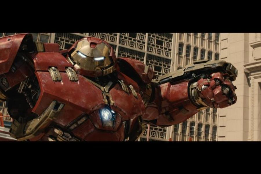 © 2015 - Walt Marvel Studios