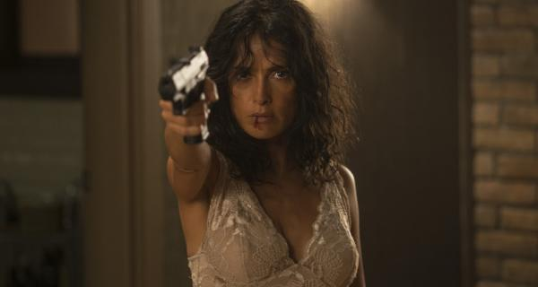 Everly | official trailer (2015) Salma Hayek