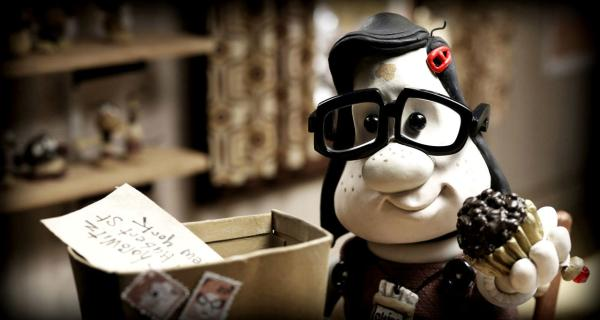Imagen Pelicula Mary And Max